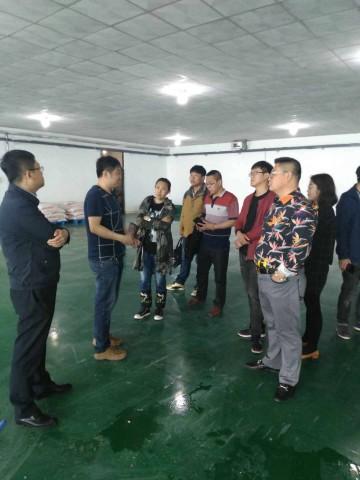 2018年7月8日,商会会长张建华先生参加民革黑龙江省综合一支部扶贫监督工作汇报