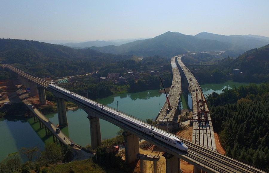 案例:广西三柳高速