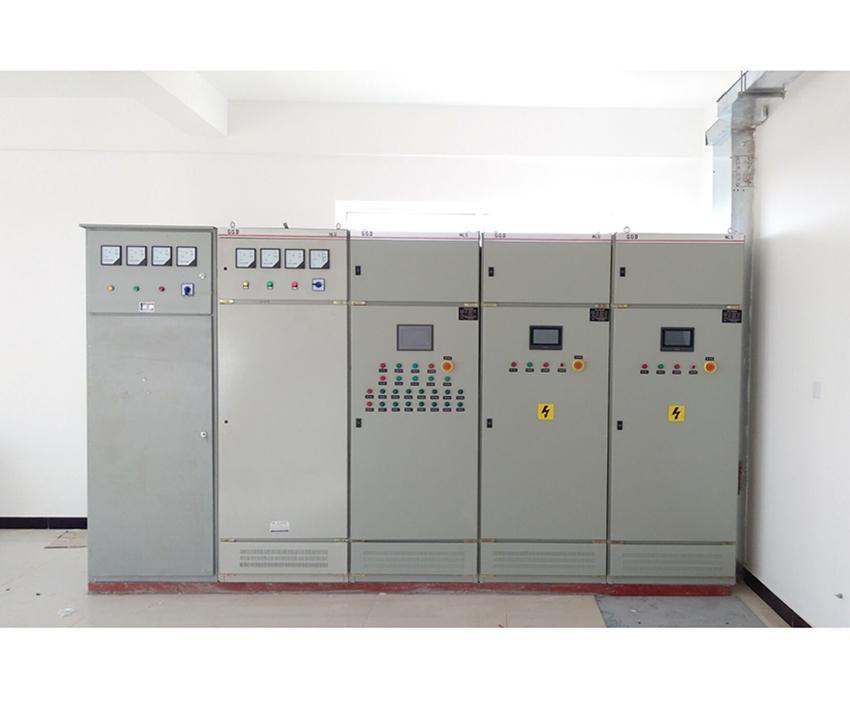 用于某机库的配套电源,中频400Hz 115V,45kVA