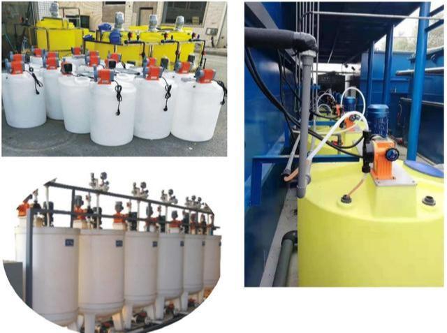 WRS计量泵发展史
